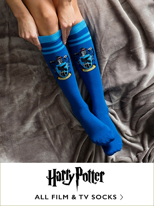 Harry Potter Socks - More Film & TV Socks >