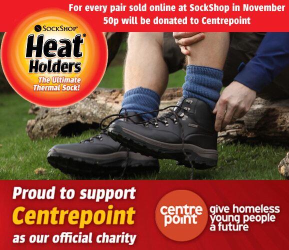 Heat Holders Socks at SockShop