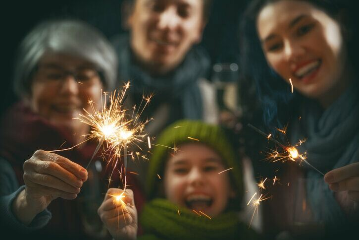 How to celebrate Bonfire Night at home