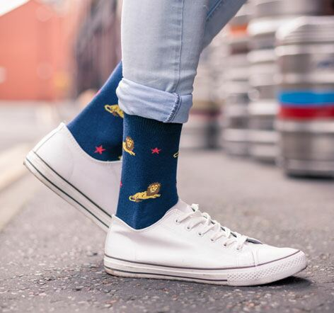 Just For Fun - Lion Socks