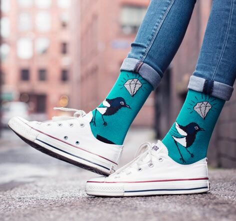 Just For Fun - Bird Socks