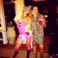 Kate Hudson throws 'messy' birthday bash