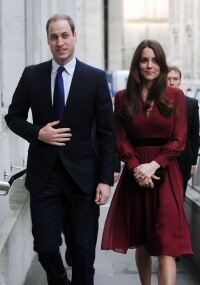 Kate prefers to wear sheer tights