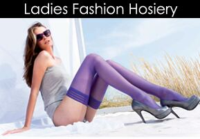 Click Here to View Our Ladies Fashion Hosiery at SockShop.co.uk