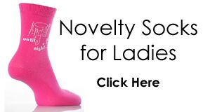 Click Here to View Ladies Novelty Socks at SockShop.co.uk