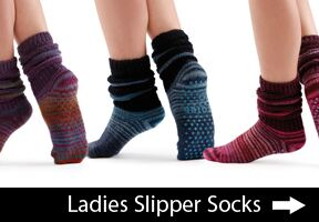 Ladies Slipper Socks at SockShop