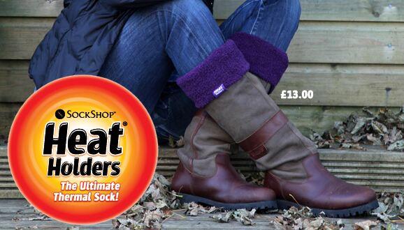 Heat Holders Wellington Boot Socks >