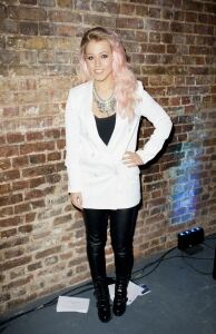 Leather leggings for Amelia Lily