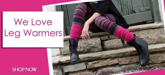 Shop Leg Warmers >
