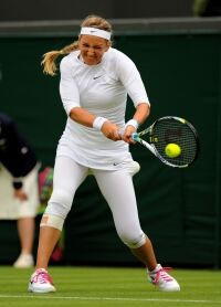Leggings trend hits Wimbledon
