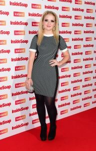 Lorna helps EastEnders win best soap