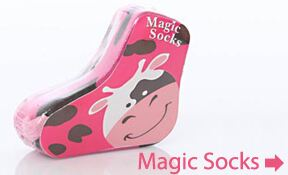 Magic Socks at SockShop