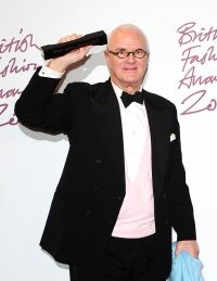 Manolo Blahnik loves socks