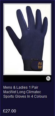 Shop MacWet Long Climatec Sports Gloves >