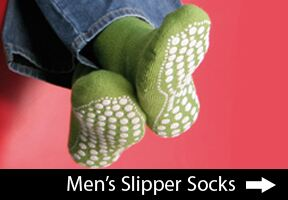 Mens Slipper Socks at SockShop