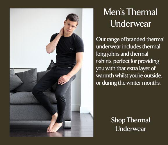 Men's Thermal Underwear >
