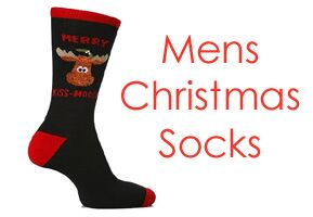 Men's Christmas Socks at SockShop.co.uk- Christmas Novelty Socks, Christmas Slipper Socks, Christmas Slippers, Christmas Gifts