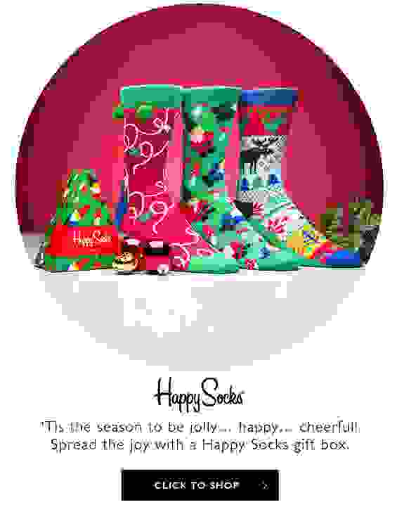Men's Happy Socks Gift Sets >