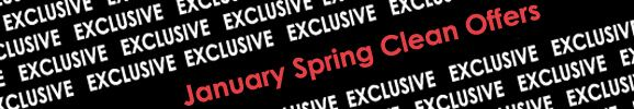Click Here to View Exclusive January Spring Clean Offers at SockShop.co.uk