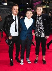 No socks for X Factor stars