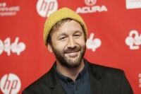 O'Dowd in yellow beanie at Sundance