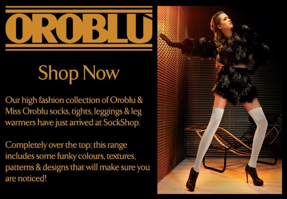 Oroblu at SockShop