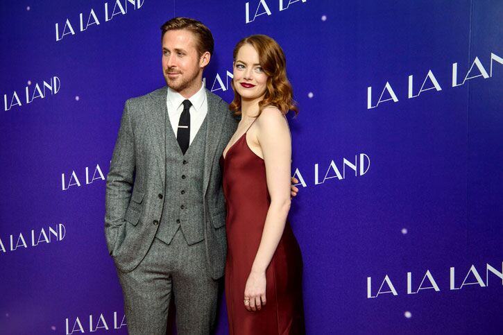 Could La La Land's stars take home awards? Matt Crossick/PA Wire