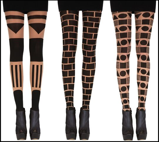 Shop Pretty Polly in association with Patternity tights >