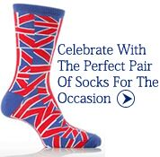 The Royal Wedding | Shop For The Perfect Pair Of Socks To Celebrate The Royal Wedding At SockShop