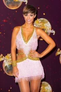 Pregnant Frankie pulls out of Strictly tour