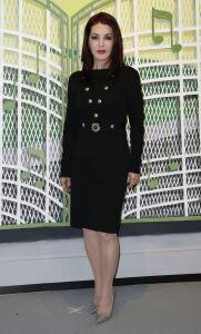 Priscilla Presley shines at Elvis retrospective
