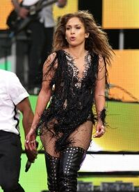 Racy J-Lo at Sound of Change Live