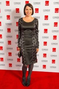 Sadie opts for black at Red awards
