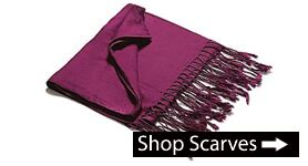 Shop Ladies Scarves at SockShop