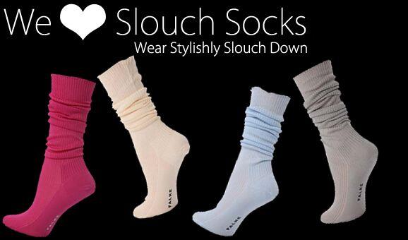 Slouch Socks at SockShop