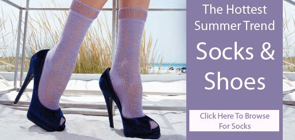 Click Here to View Our Ladies Socks at SockShop