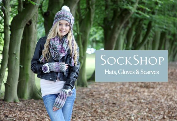 SockShop Accessories at SockShop