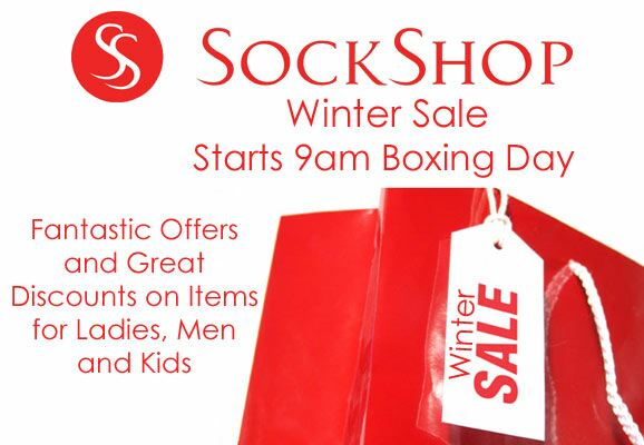 The SockShop Winter Sale at SockShop.co.uk- Ladies Sale Socks, Ladies Sale Tights, Mens Sale Socks, Kids Sale Socks