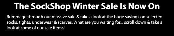 Shop the SockShop Winter Sale