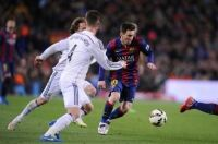 Spanish clubs put the sock into soccer