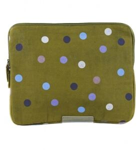 Ladies Bewitched Spots, Spots, Spots Polka Dot Design iPad Case In 3 Colours