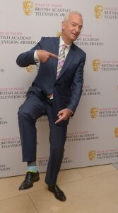 Stars dazzle at BAFTAs warm-up