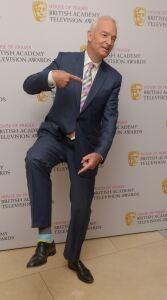 Stars dazzle at BAFTAs warm-up