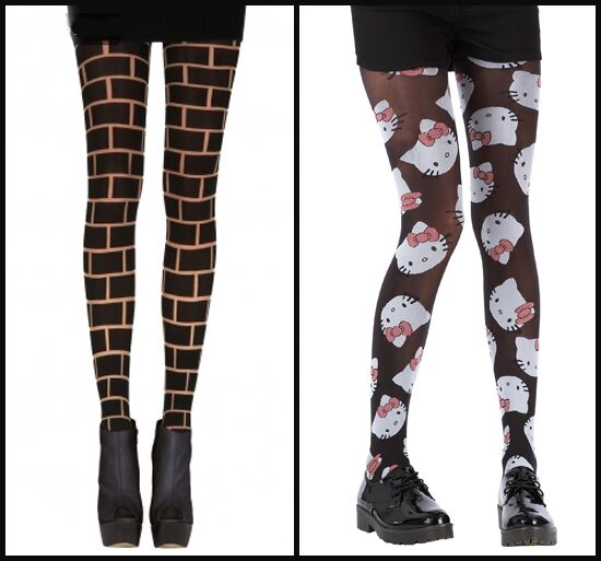 Statement Tights