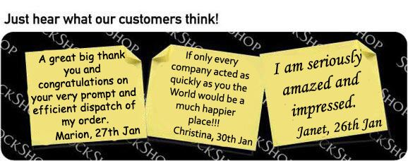 What our customers think at SockShop.co.uk- 3rd February 2010
