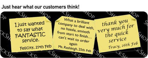 What our customers think at SockShop.co.uk - 8th March 2010