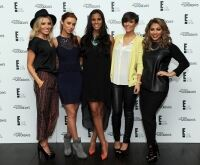 The Saturdays wow in tight leggings