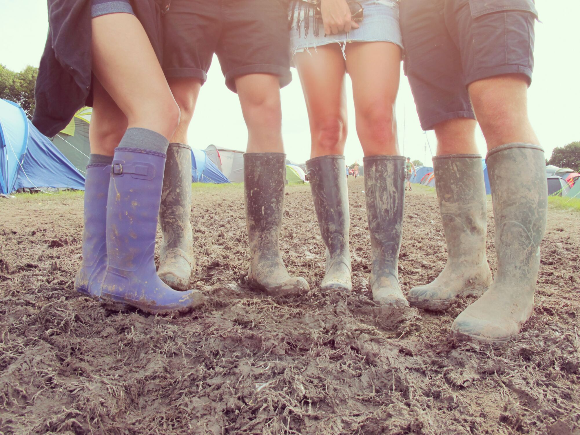Camping socks survival guide