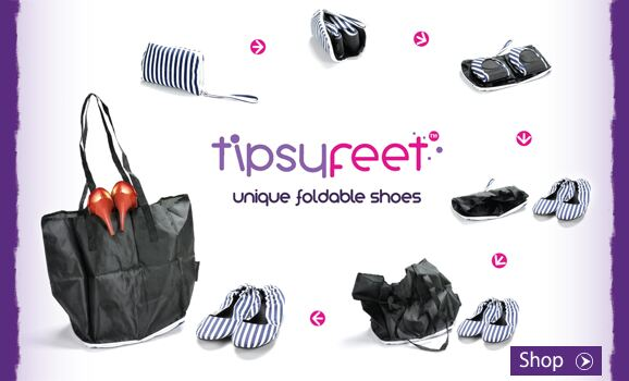 Shop Tipsy Feet at SockShop