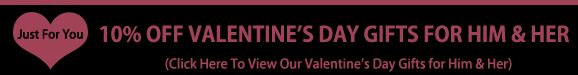 Valentine's Day Gifts For Him and Her at SockShop